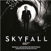 SKYFALL SOUNDTRACK BOND 007 CD THOMAS NEWMAN   NEW