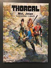 THORGAL - T30 :  Moi, Jolan - EO