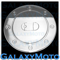 10-13 Ford Mustang Triple Chrome Plated ABS GAS TANK FUEL Door Cover TRIM 2013