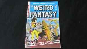 Weird Fantasy #21 (Oct 1997) EC Comics