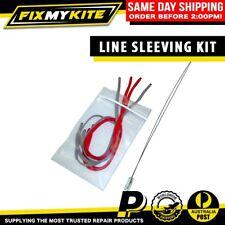 SLEEVE LINE KIT WITH WIRE SLEEVING TOOL - FIXMYKITE BROKEN KITE LINE REPAIR