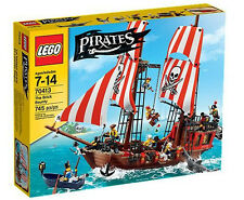 New Factory Sealed LEGO Pirates The Brick Bounty 70413 Pirate Ship
