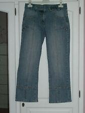 Pantacourt jeans Kiabi T 36