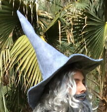 Wizard Hat Mage Gandalf Costume Witch Hobbit Lord of the Rings Christmas gift
