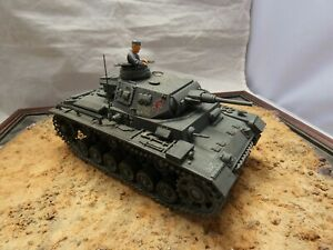 1/35 Built German Panzer III Ausf G Medium Tank