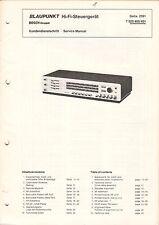 BLAUPUNKT - Delta 2091 - Kundendienstschrift Service Manual Stromlaufplan B3454