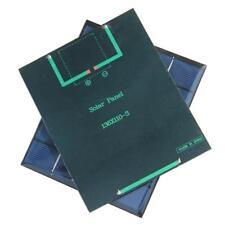 6V 2W Mini Solar Panel for Small Solar System Epoxy Solar Cells 136*110*3mm DIY