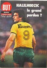 But n°1462-1982-HALILHODZIC-SANCHEZ-FOOTBALL-METSU-VICOT-FIROUD-MONTPELLIER