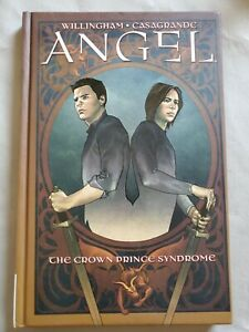 Angel Vol 2: Crown Prince Syndrome Bill Willingham HC IDW Comics 2010