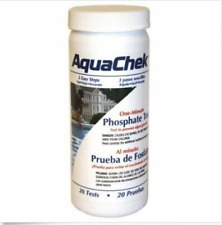 Aquachek Hach Phosphate Test Kit-562227 (2 bottles 40 tests)