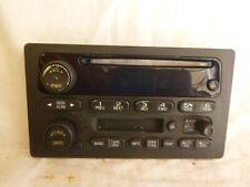 03 04 05 Chevrolet Tahoe GMC Yukon Radio Cd Tape Face Plate 15104156 LMH60
