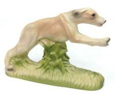 "Vintage Greyhound Figurine Japan 6"" Dog Lover"