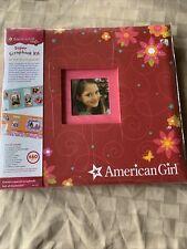 American girl doll Scrapbook