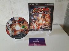 Street Fighter X Tekken - No Manual PAL - Sony Playstation 3 (PS3)