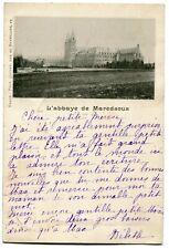 CPA - Carte Postale - Belgique - Abbaye de Maredsous - 1899 (M8301)