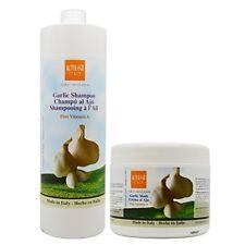 Ever Ego (former Alter Ego) Garlic Shampoo 1000 ml & Garlic Mask 500ml