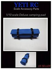 1/10 scale rc accessories Deluxe Camping Pad ( BLUE )