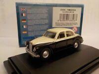 MG ZB, Blue,Cream, Model Cars, Oxford Diecast