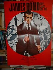 JAMES BOND/ DR NO/ U6D/   GERMAN poster