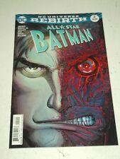 BATMAN ALL STAR #2 DC UNIVERSE REBIRTH NM (9.4)