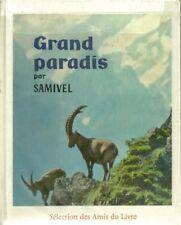 SAMIVEL : GRAND PARADIS / MONTAGNE - PHOTOGRAPHIES