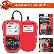 Autel AutoLink AL319 OBDII OBD Check Engine Light Car Fault Code Reader Scanner