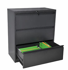 Steel Lateral Filing Cabinet Metal Office Storage Cabinets Office Furniture