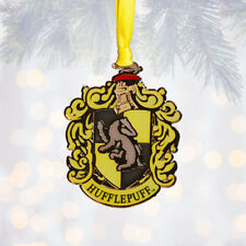 Universal Studios Harry Potter Hufflepuff Christmas Ornament New with Tags