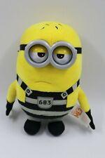 "Despicable Me 3 Minion Plush Figure 11"" NWT"