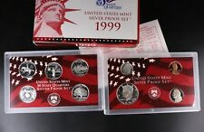 1999 SILVER US Proof Set