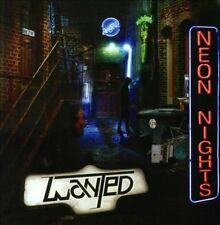 WANTED - Neon Nights, NEW CD, Kiss, Guns n Roses, Firehouse, Van Halen,