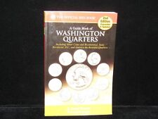 OFFICIAL RED BOOK OF WASHINGTON QUARTERS, 2ND EDITION EXPANDED AND UPDATED