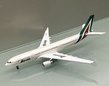 Gemini Jets 1/400 Alitalia Airbus A330-200 I-EJGA die cast metal model