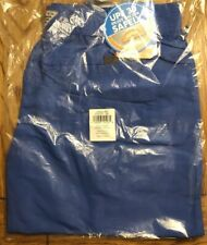 NEW Columbia Men's Permit Ii Short, Vivid Blue, 36W x 10L, UPF 30