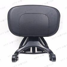 Multi Purpose Adjustable Driver Passenger Backrest Rack For Touring Softail