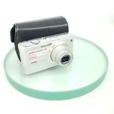 Panasonic LUMIX DMC-FX3 6.0MP Digital Camera-Silver+Case Tested(No charger) #177