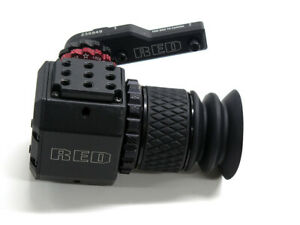 Red DSMC2 OLED EVF viewfinder w/ Mount Pack for Gemini Helium Dragon Weapon