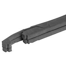 Suntuf BLACK TRIMDECK INFILL 4Pcs Expandable Foam, Top & Bottom Profiles