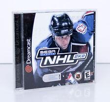 NHL 2k2   Sega Dreamcast, NTSC-u   complete