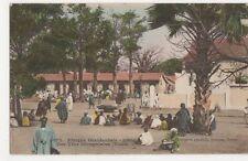 Africa, Senegal, Une Ville Senegalaise (Thies) Postcard, B217