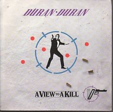 8010 DURAN DURAN  A VIEW TO A KILL