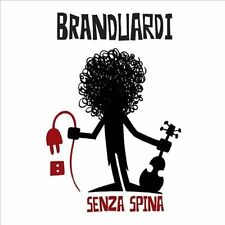 ANGELO BRANDUARDI - SENZA SPINA NEW CD
