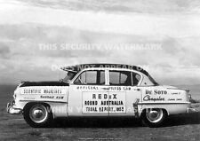 DE SOTO DIPLOMAT 1953 CAR REDEX TRIAL A3 POSTER PRINT PHOTO PICTURE IMAGE x