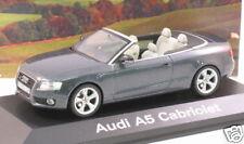 wonderful  new AUDI A5 CABRIO 2008 in grey metallic