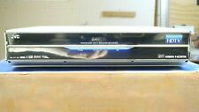 JVC HM-DT100U D-VHS S-VHS VHS EDITING VCR WORKS GREAT FOR VIDEO TRANSFER TO DVD