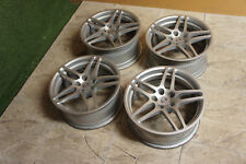 "Genuine Porsche Macan S 18"" Alloy wheels 5x112 VW Audi Alloys"