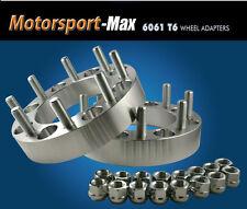 """Wheel Adapters Spacers 8 Lug   8x6.5   Dodge RAM 2500 3500 9/16 Stud 1.5"""""""