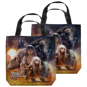 """The Dark Crystal """"Painted Poster"""" Double Sided Tote Bag - 4 Sizes"""
