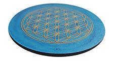 Runde Tischuntersetzer aus Kunststoff