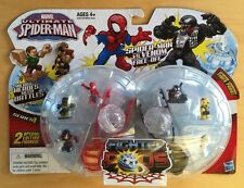 Marvel Micro Heroes Fighter Pods Series 1: Spider-Man vs Venom Face-Off